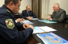 Vladimir Putin meets with Kamchatka Territory officials