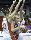2010 FIBA World Championship. Women. Belarus vs. Russia