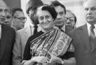 The Prime Minister of India Indira Gandhi in Tallinn
