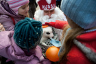 Father Frost celebrates his birthday in Veliky Ustyug