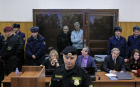 Announcement of verdict in trial of Mikhail Khodorkovsky