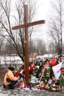Memorial events mark one year of Kaczynski plane crash