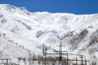 Avalanche-prone slopes gunned in Roka Tunnel