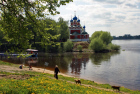 Cities of Russia. Uglich