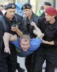 Revolution Through Social Network rally staged in Minsk