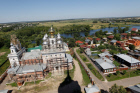 Voskresensky Cathedral in town of Shuya
