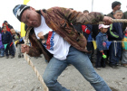 "Cultural and Sports Festival of Sea Hunters ""Beringia-2011"""