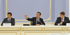 Dmitry Medvedev chairs meeting on transport issues