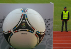 Presentation of official Euro 2012 ball in Kiev