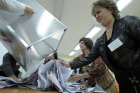 Counting votes in State Duma elections