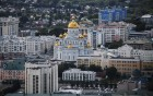 Russian cities. Saransk