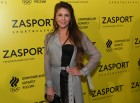 Olympic team outfit and Zasport brand casual collection showcased in Moscow