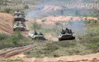 Russian-Serbian military drill in Leningrad Region