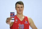 Russia Basketball CSKA
