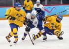 Switzerland Youth Olympic Games Ice Hockey Women Sweden – Slovakia