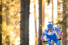 Slovenia Biathlon World Cup Men Individual Race