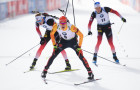 Slovenia Biathlon World Cup Men Mass Start