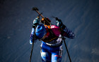 Italy Biathlon Worlds Women Individual Race