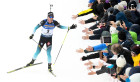 Italy Biathlon Worlds Men Mass Start