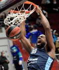 Russia Basketball Euroleague Zenit - Anadolu Efes