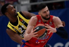 Russia Basketball Euroleague CSKA - Fenerbahce