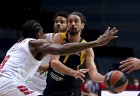 Russia Basketball Euroleague Khimki - Bayern