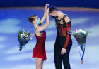 Sweden Figure Skating Worlds Pairs Awarding Ceremony