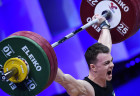 Russia Weightlifting European Championships