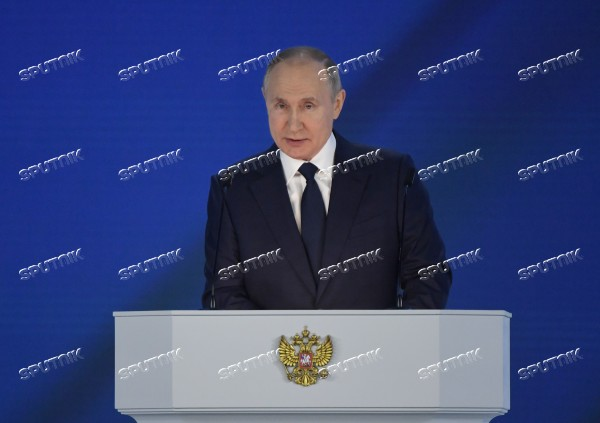 Russia Putin Federal Assembly Address