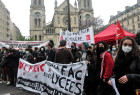 France May Day Protest