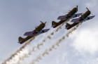 Russia Aerobatic Teams Anniversary