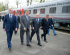Putin visits RZhD Scientific and Technical Development Center