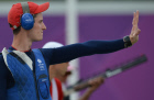 Olympics 2012 Shooting. Men's Double trap.