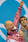 2012 Olympics. Swimming. Day Seven. Finals