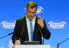 D.Medvedev's working trip to Sochi