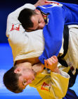 European Judo Championships. Day Two
