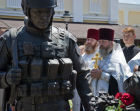 Polite People monument unveiled in Crimea