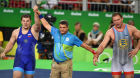 2016 Summer Olympics. Greco-Roman wrestling. Day Two