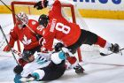 2016 World Cup of Hockey. Canada vs. Europe