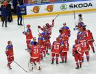 2017 IIHF World Championship. Bronze match