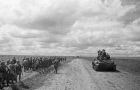 KURSK ARC MILITARY UNITS TANK FRONT WWII