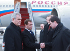 Dmitry Medvedev's official visit to Warsaw